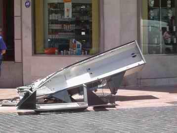 Cabina en Oviedo...14 Junio