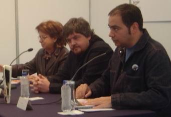 Presentación del libro, No me cuentes cuentos, de Javier Coronas.
