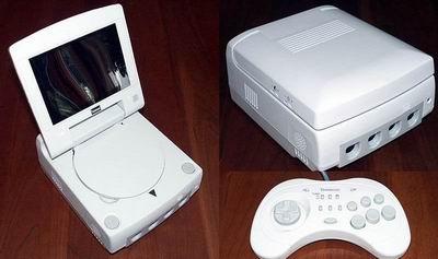 TREMCAST - Dreamcast portatil